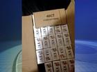 Polícia apreende mais de 15 mil maços de cigarro em Araçatuba