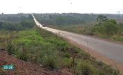 Motoristas reclamam de buracos no Anel Viário de Rondonópolis