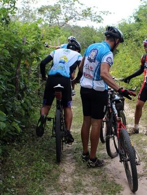 Parnabike sedia sexta etapa do Campeonato Piauiense de Ciclismo (Foto: Josiel Martins)