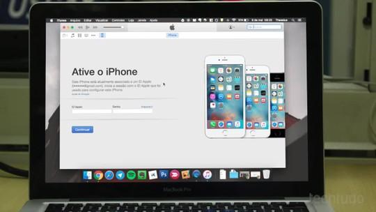 Como colocar senha no iPhone 4S; saiba usar o Código de Bloqueio