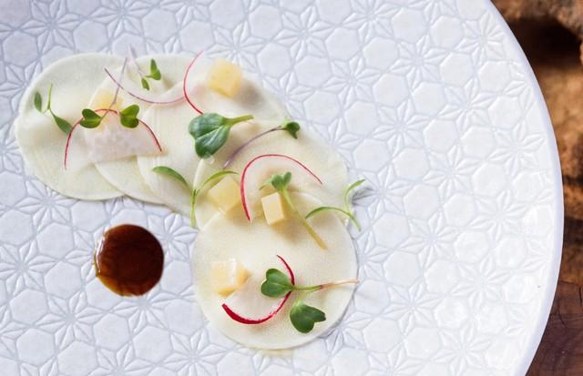 Experimente usar o molho na salada com pupunha (Foto: Divulgação)