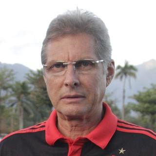 Oswaldo de Oliveira Flamengo (Foto: Gilvan de Souza / Flamengo)