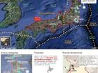 Destroços de tsunami devem vagar pelo Oceano Pacífico por dez anos