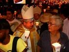 Procissão com 100 mil fiéis encerra Romaria das Candeias no Ceará