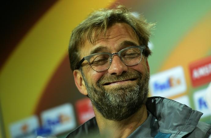 Jurgen Klopp Liverpool (Foto: AFP)
