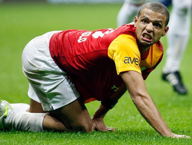 Felipe Melo Galatasaray (Foto: Reuters)