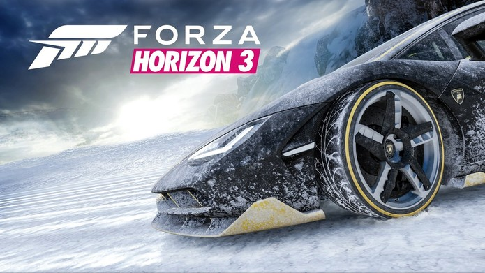 Próximo DLC de Forza Horizon 3 terá neve (Foto: Divulgação / Microsoft)