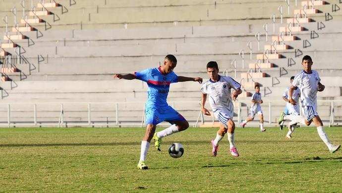 Fast e Penarol Amazonense Sub-20 (Foto: Mauro Neto/Sejel)