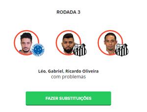 BLOG: Cartola FC: revendo estratégia para escalar meu time na terceira rodada