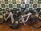 RJ tem 577 bicicletas furtadas e 61 roubadas entre julho e setembro