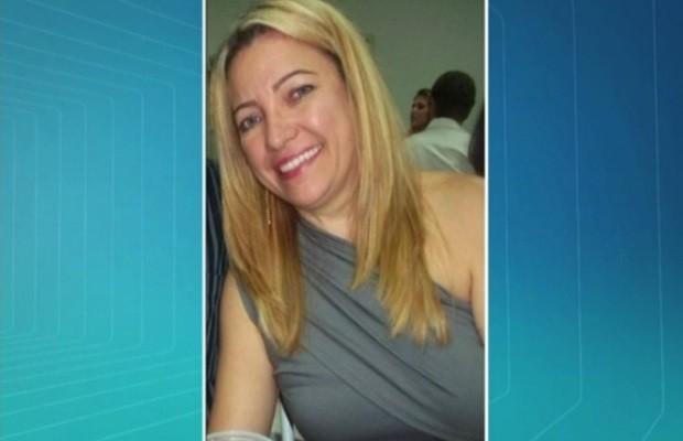 Ilza Maria Pereira dos Santos morreu após cirurgia de lipoaspiração, Catalão, Goiás (Foto: Reprodução/TV Anhanguera)