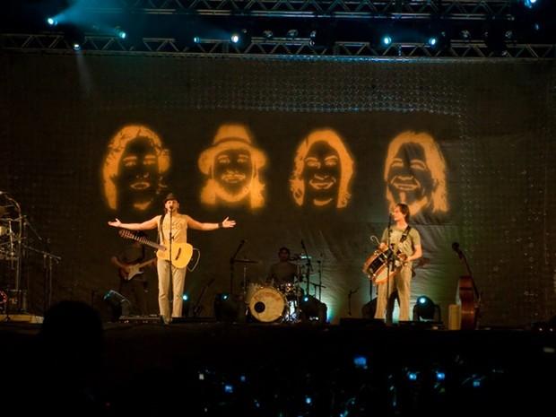 Falamansa se apresenta em Araguaína no domingo (28) (Foto: Divulgação/Falamansa)