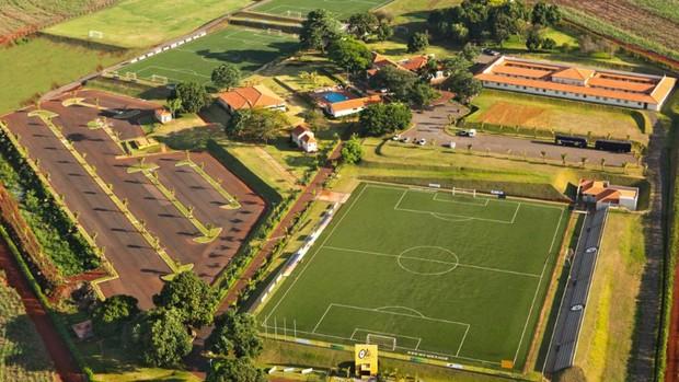 CT do Olé Brasil, em Ribeirão Preto (Foto: Divulgação)