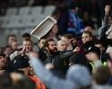 FA investiga confusão em West Ham x Chelsea, e clubes prometem medidas
