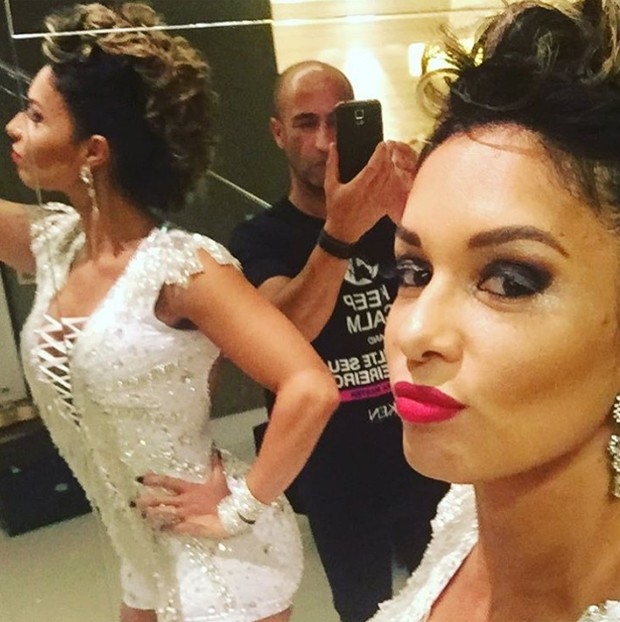 A musa Milena Nogueira (Foto: Reprodução/Instagram)