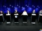 Candidatos discutem propostas para governo da BA em debate na TV