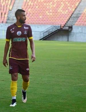 Luiz Alves, ex-atleta do Genus (Foto: Luiz Alvez/ Arquivo pessoal)