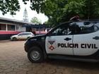 Suspeito de matar homem a golpes de facão é preso em Vilhena, RO