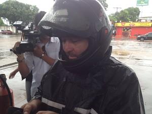 Alfredo Garcia, de 42 anos (Foto: Dyepeson Martins/G1)