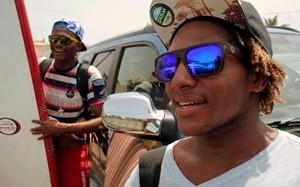 surfe no oeste da áfrica ep7