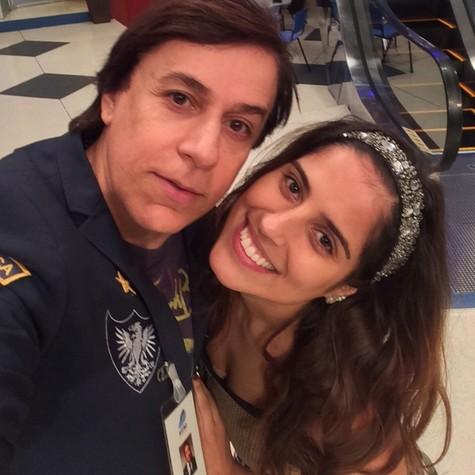 Tom Cavalcante e Camilla Camargo (Foto: Divulgação)