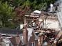 Explosão de prédio mata bombeiro em NY (REUTERS/Shannon Stapleton)