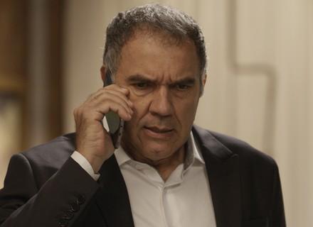 Silvana desaparece, e Eurico manda polícia atrás da esposa