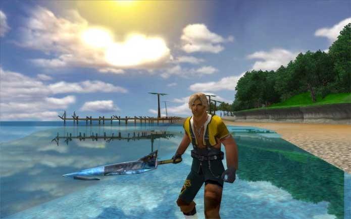 Spira Besaid coloca Final Fantasy em Battlefront 2 (Foto: Reprodução/ModDB)