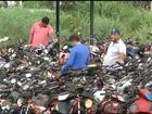Mais de mil veículos apreendidos no norte do Tocantins serão leiloados