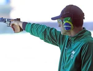 Emerson Duarte tiro esportivo