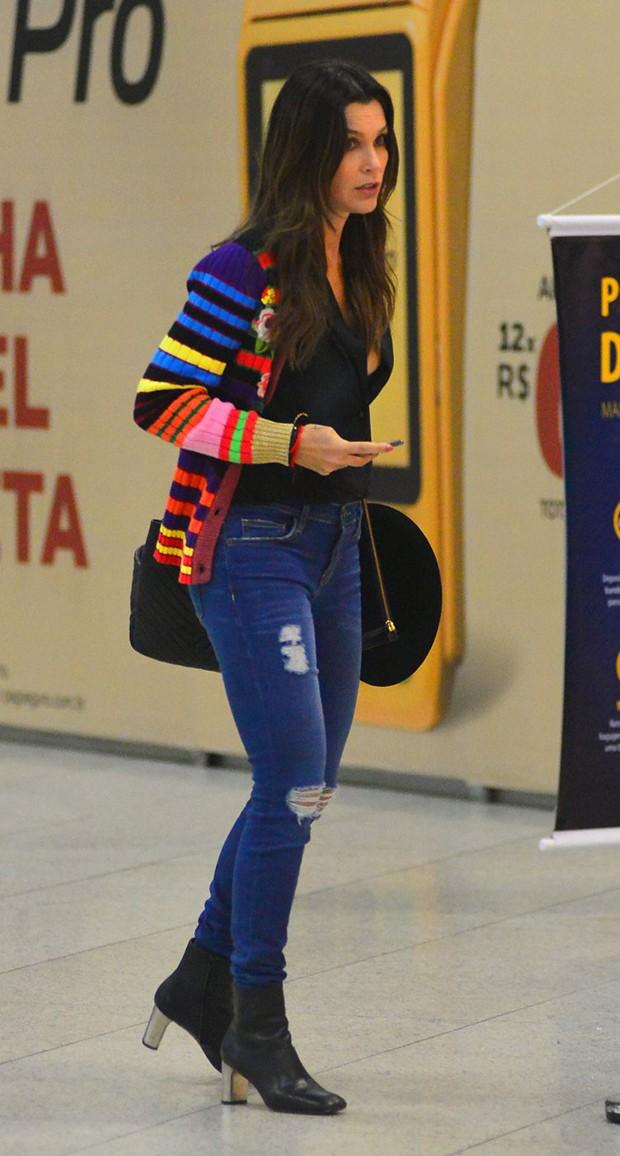 Flávia Alessandra (Foto: Willian Oda/ Agnews)
