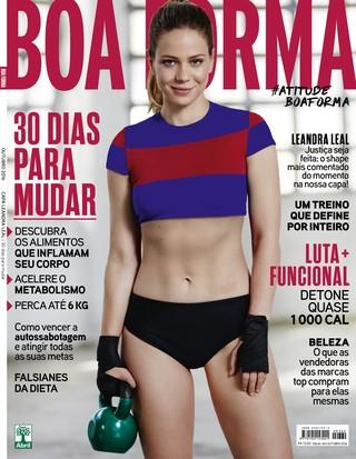 Leandra Leal (Foto: Bruna Castanheira/ BOA FORMA)