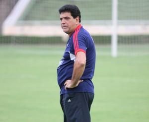 Luiz Eduardo, técnico do CAP Uberlândia (Foto: Vilmar Silva)