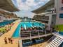 """Atletas aprovam venue independente da natação no Rio: """"Maior visibilidade"""""""