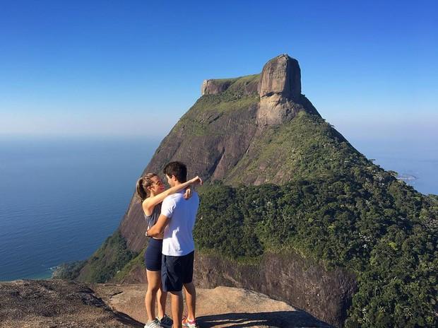 Juliana Paiva e Juliano Laham (Foto: Reprodução/Instagram)