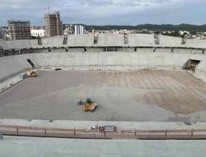 Arena das Dunas - junho/2013 (Foto: Jocaff Souza)