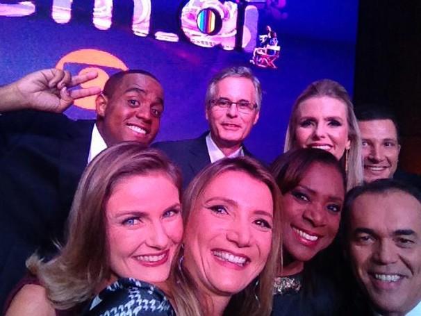 Selfie Carolina Wolf vem_aí (Foto: Carolina Wolf/RPC TV )