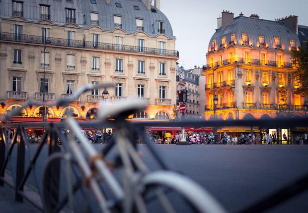 Paris , capital da França (Foto: Shutterstock)