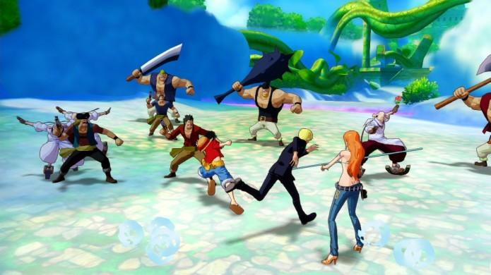 Experimente jogar com todos os personagens de sua equipe para uma melhor experiência (Foto: Reprodução/Playstation Life Style)