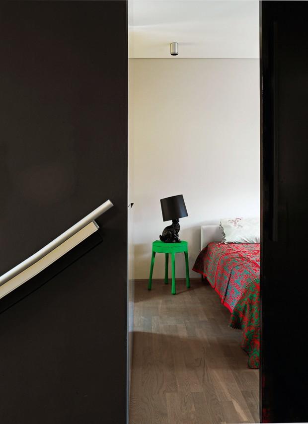 Formas instigantes dão magnetismo ao dúplex italiano (Foto: Fotos Max Zambelli/Divulgação)