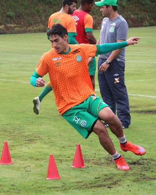 Gimenez Chapecoense (Foto: Cleberson Silva/Chapecoense)