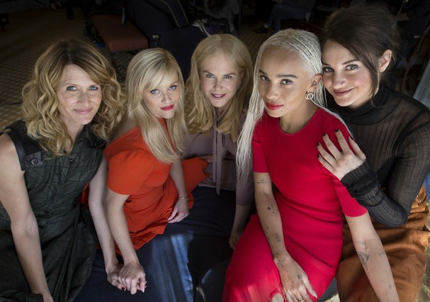 As cinco mulheres da trama (Foto: Reprodução)