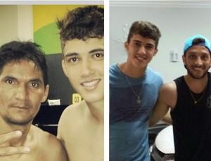Gustavo Henrique Edu Dracena Durval Santos (Foto: Reprodução  / Instagram)