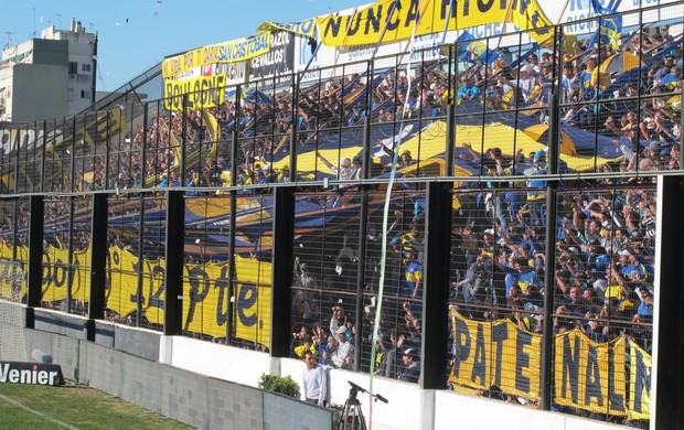 Jogo Boca Juniors (Foto: Alexandre Lozetti)