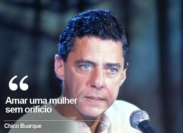 Chico Buarque (Foto: Divulgação / TV Globo)