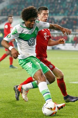 Dante Lewandowski Wolfsburg Bayern (Foto: Getty Images)
