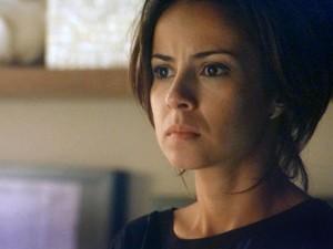 Clara perde a paciência  (Foto: TV Globo)