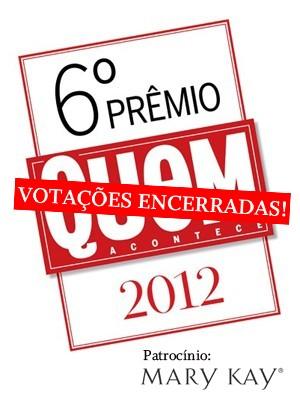 Prêmio QUEM 2013 (Foto: Reprodução)