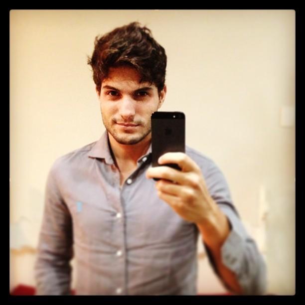 André (Foto: Reprodução/Instagram)