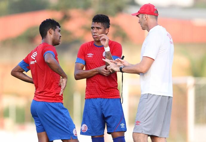 Gilmar Dal Pozzo, Renato e Bergson (Foto: Aldo Carneiro/Pernambuco Press)